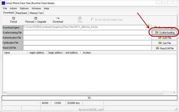 TUT] Flash Stok Rom(Firmware) Using SP Flash Tool – PSoftZone